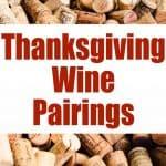 Thanksgiving wine pairings