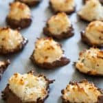 Easy Coconut Macaroons Recipe
