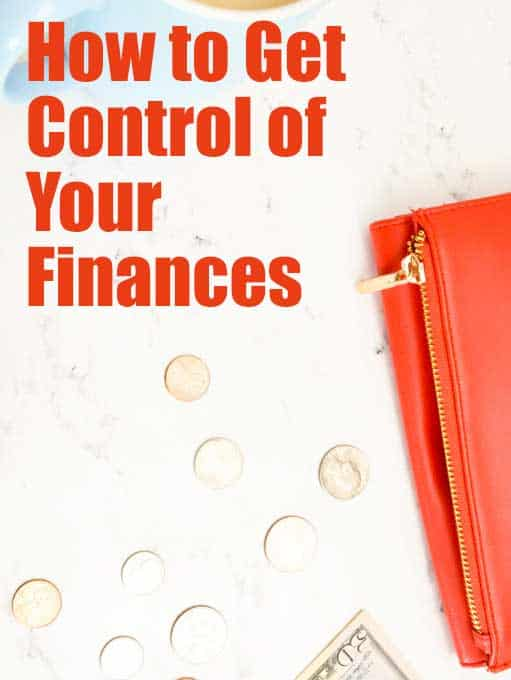 Find out how to finally get control of your finances so you can beat debt and invest for your future.
