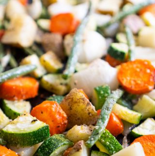 best oven roasted vegetables