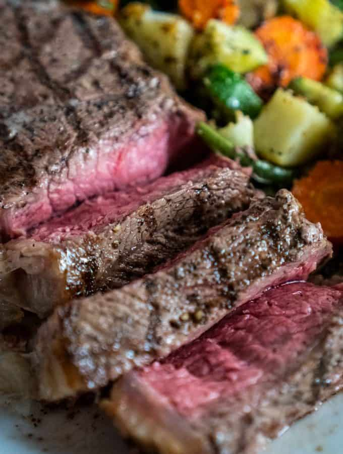 how to cook a steakhouse steak