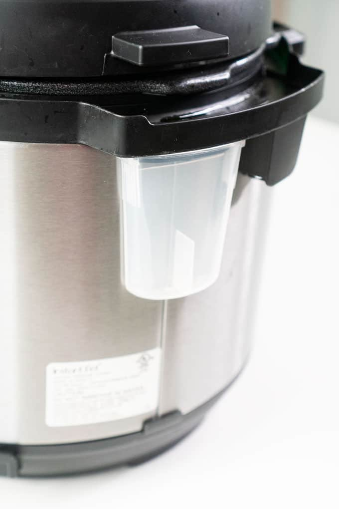 how to set up instant pot