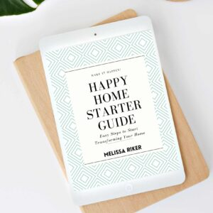 ipad with happy home starter guide