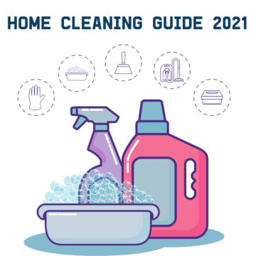 home cleaning guide logo